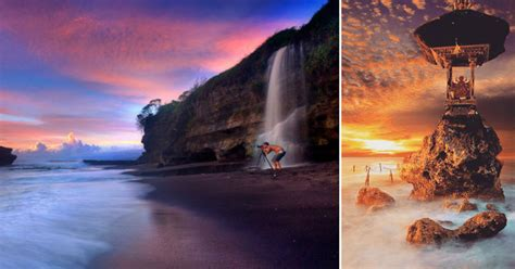 incredibly gorgeous places  catch sunset  bali