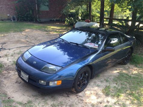 nissan sports car black nissan 300zx fairlady sports car blue black unique