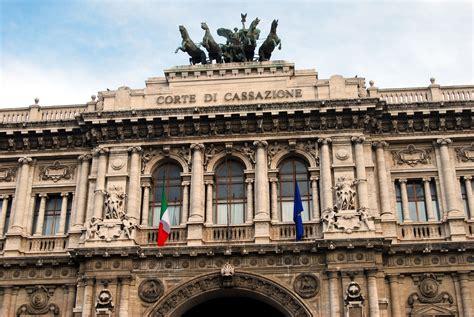 corte suprema di cassazione roma cassazione arriva la sentenza definitiva certificata la