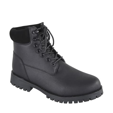 kmart boots lace up casual boots kmart