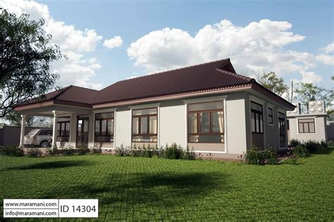 4 room house design 4 bedroom single story house plan id 14304 house plans