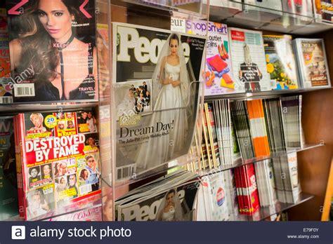 Exclusive Brangelina Threat Lifestyle Magazine by Magazine Featuring The Wedding Of