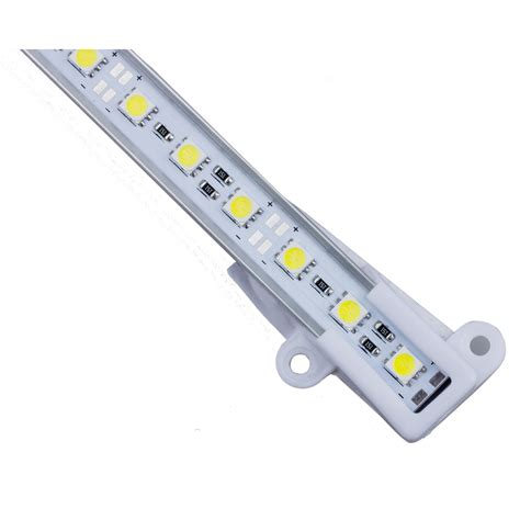led strip lights ebay 50cm 5050 smd 36 led day white aluminium rigid strip light