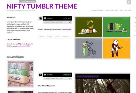 themes tumblr clean 40 amazing premium tumblr themes for inspiration