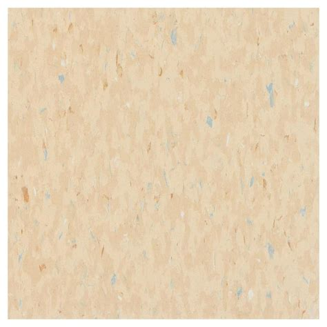 vinyl flooring no pattern shop armstrong 12 in x 12 in animal crackers chip pattern