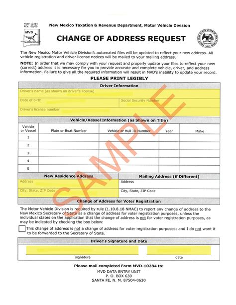 Change Of Address Lookup Change Of Address Request Mvdnow