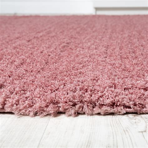 polyester shaggy rug shaggy carpet micro polyester living room wearing high pile pink carpets shag rug