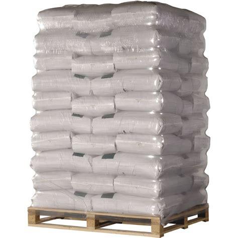 sacos de sal sal para deshielo en pale de 40 sacos hal 233 co