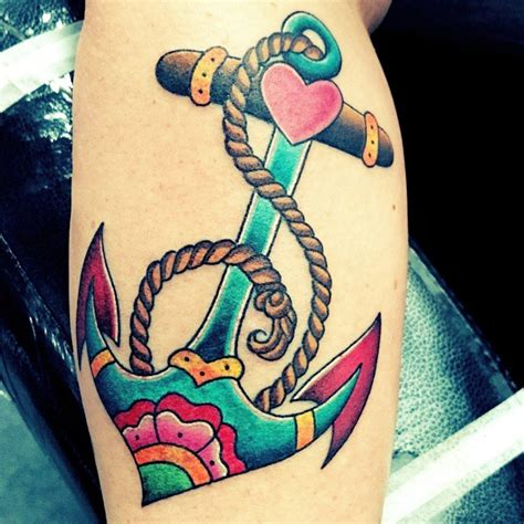 70 Strong Anchor Tattoo Designs And Meaning Marine Strong Anchor Designs And Meaning Of The Sea