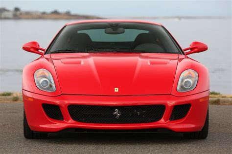 manual 2007 ferrari 599 gtb owned by nicolas cage is on sale autoevolution