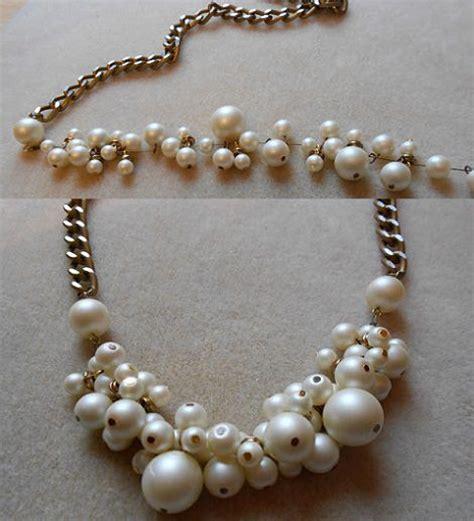como hacer un collar como hacer un collar con perlas car interior design