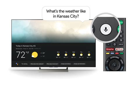 sony android the assistant is now built in to sony s android tvs sony