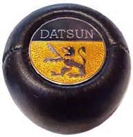Datsun Shift Knob by Datsun Shift Knobs Vinyl With From Rallye