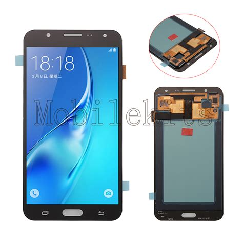 011351 Lcd Touchscreen Samsung J7 Black Org 1 usa lcd touch screen digitizer for samsung galaxy j7 sm j700m j700h j700d black ebay