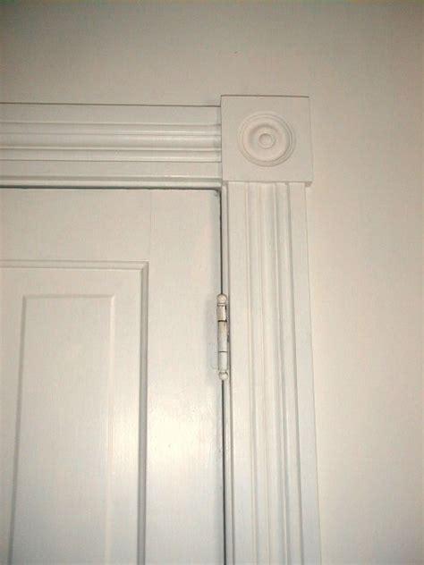Victorian Interior Millwork Casing Window And Door Interior Door Moldings