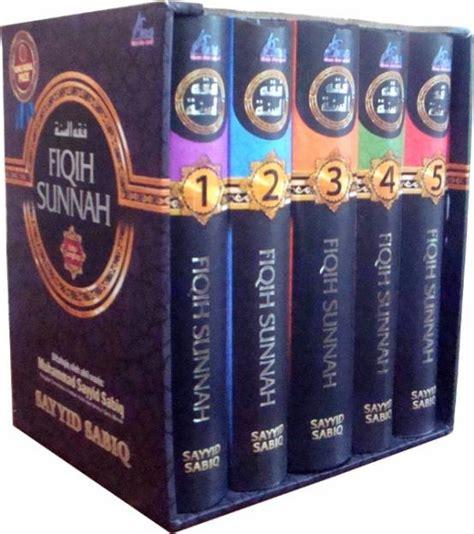 Fiqih Sunah 1 3 Jilid jual fiqih sunnah sayyid sabiq jilid 1 6 lengkap sentra muslim