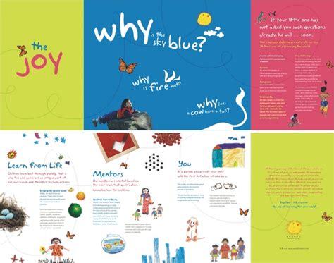 play school brochure templates play school brochure templates ananda playschool by shilpi