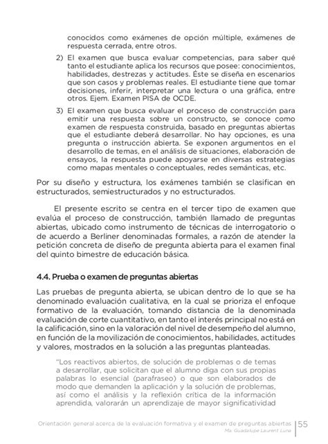 preguntas de historia de mexico con opcion multiple examen de preguntas abiertas orientaci 243 n para su evaluaci 243 n