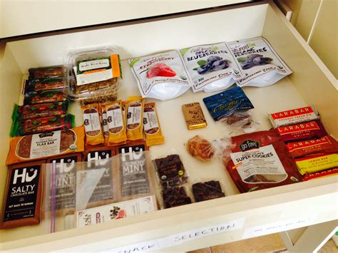 Pantry Snacks by Snack Drawer Finding Kid