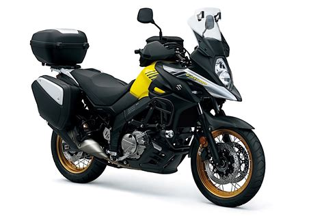 Suzuki V Strom 650 Vs 1000 2017 Suzuki V Strom 650 And 1000 Get Updated Autoevolution