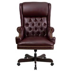 Modern Leather Executive Chair » Home Design 2017