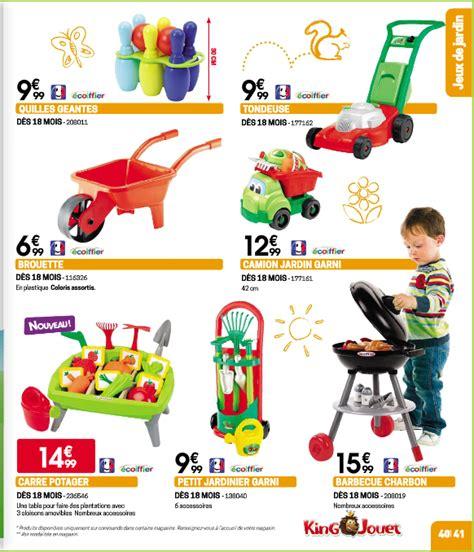 le catalogue king jouet plein air est en ligne sur catalogues fr