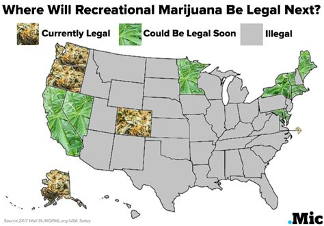 kansas marijuana laws recreational vs medical legalization the 11 states most likely to legalize weed next in one