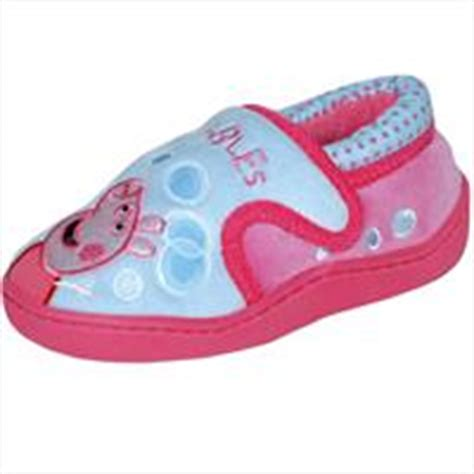 pig trotter slippers peppa pig childrens shoes