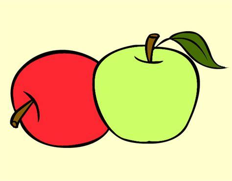 imagenes animadas manzana dibujos manzanas imagui