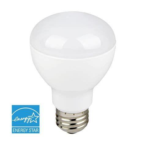 Lu Led Warm White euri lighting 45w equivalent warm white r20 dimmable led