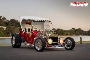 Single Car Garage Designs street machine hot rod 16 on sale now