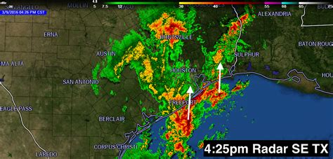 current weather map texas 4 30pm afternoon update heavy rainfall flood threats continue texas chasers