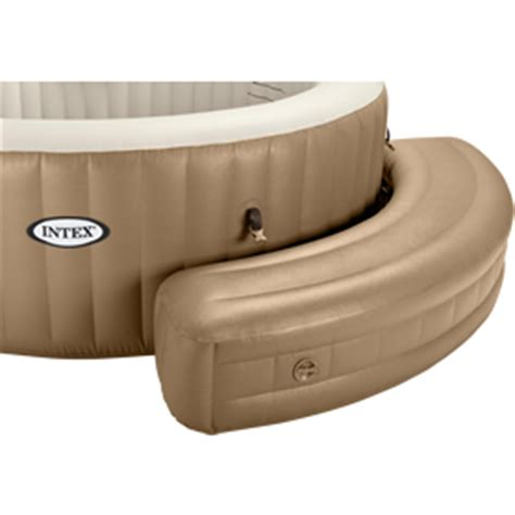pool bench seat intex purespa inflatable bench seat pool market