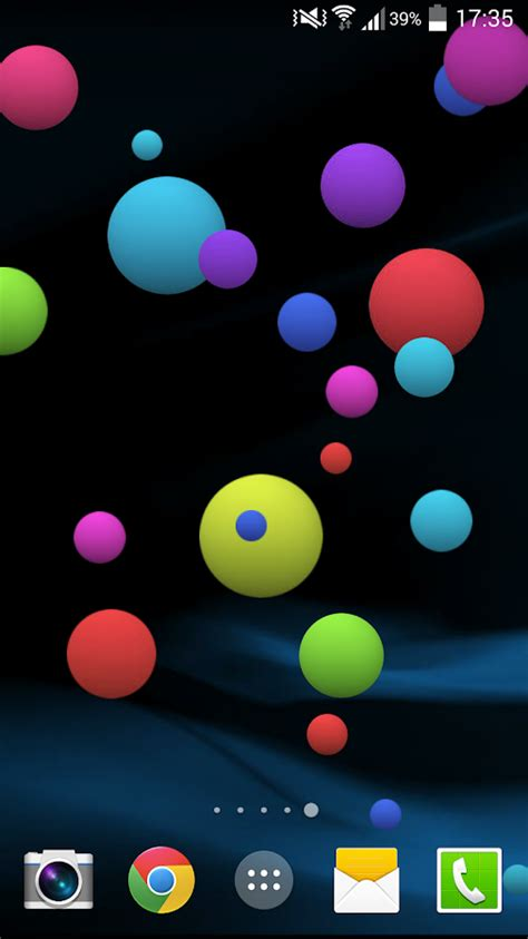 colorful live wallpaper download colorful bubble live wallpaper android apps on google play