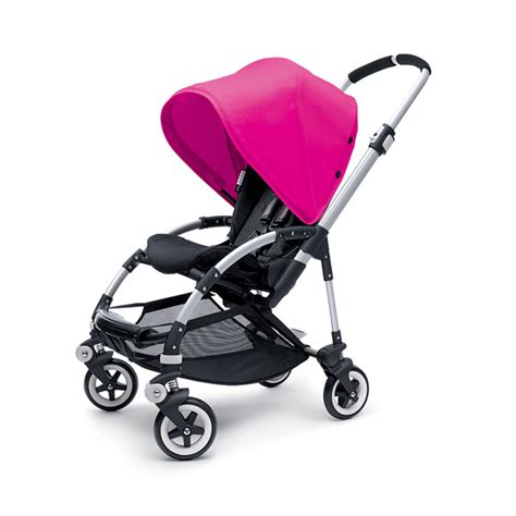 Set Bee Pink 2010 bugaboo bee pink growing your baby growing your