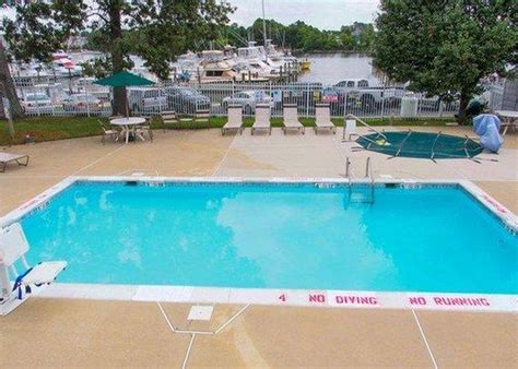 comfort inn solomons md quality inn beacon marina 71 8 5 prices hotel