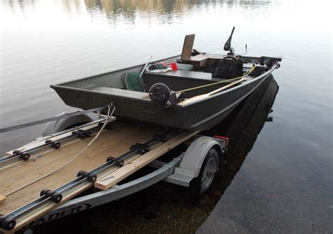 replacing boat trailer bunks wit - Jon Boat Trailer Bunks