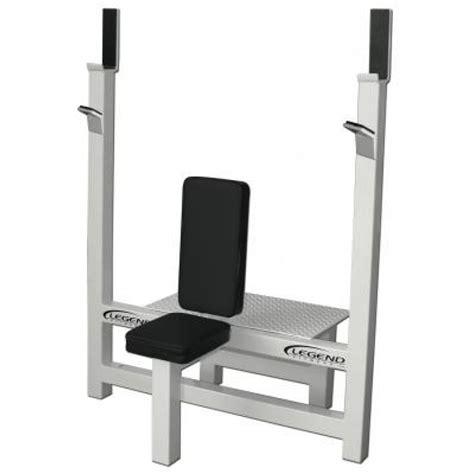 legend bench legend fitness olympic shoulder bench