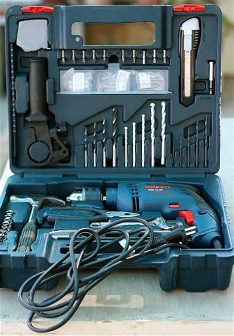 tools review bosch drill kit model gsb
