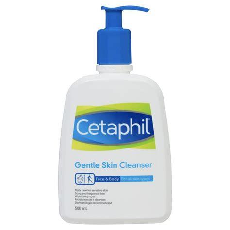 buy cetaphil gentle skin cleanser 500ml at chemist warehouse 174