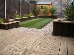 Backyard Decks On A Budget Garden Decking Ideas Garden Design Project Ratoath Full