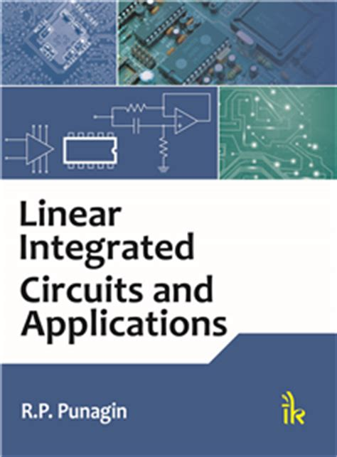 linear integrated circuits books electronics communication and instrumentation engineering i k international publishing house