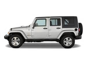 image 2008 jeep wrangler rwd 4 door unlimited side