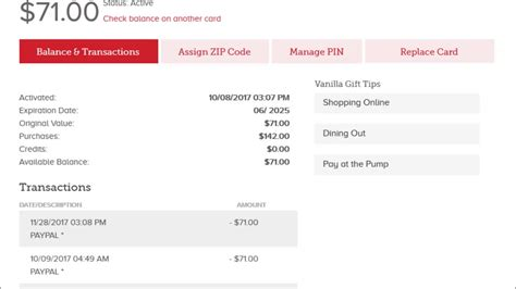 Redstone Gift Card - redstone purchasing points paypal amount refunded to vanilla gift card after 3 4
