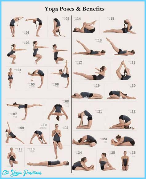printable hatha yoga poses hatha yoga poses for weight loss all yoga positions