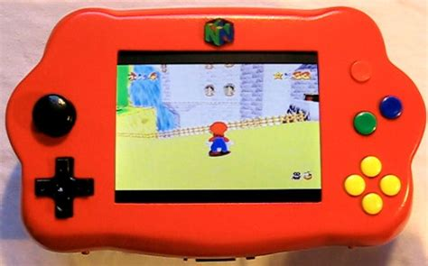cheap n64 console 8 coolest and craziest console mods extremetech
