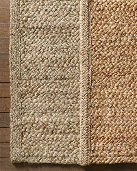 Braided Jute Rug by Chunky Braided Jute Rug
