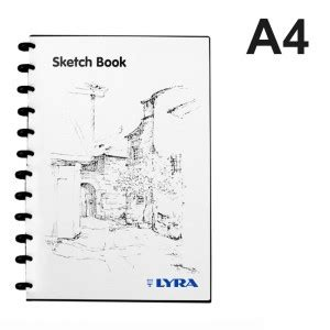 Lyra Sketch Book A4 Isi 30 Hi Store drawing paper pads sketch book archives lix supplies