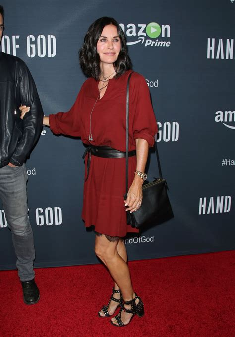 Courteney Cox Stuns With by Courteney Cox Photos And Images Abc News
