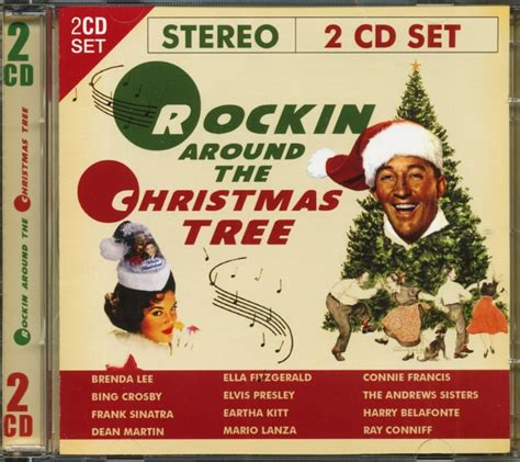 various cd rockin around the christmas tree 2 cd